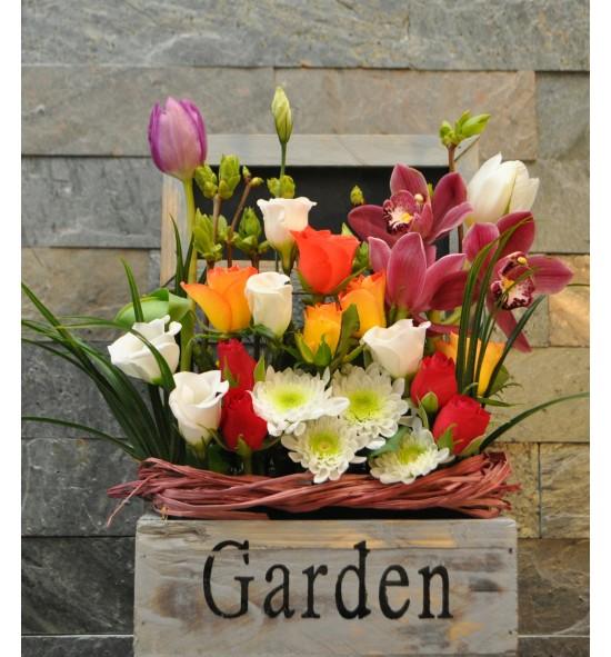 Aranjament Floral 19 Nadia Bouquet